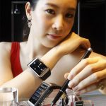 Samsung S9110 Watchphone offers a phone and more