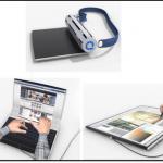 The Rolltop: Future Laptop Design Concept