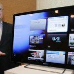 Google premieres web TV