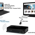 Intel WiDi Wireless Display Technology – HOT