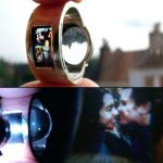 What, No Secret Decoder?: A Projector Ring