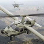 DARPA creates flying Humvee with the TX