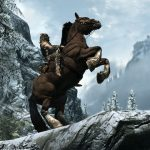 Skyrim's dragon battles top off impressive demo