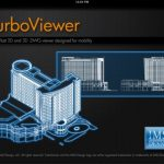 TurboViewer 3D DWG Viewer Hits the iPad with Hot New Tech