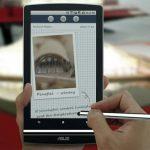 Asus MeMo glasses-free 3D tablet at Computex 2011