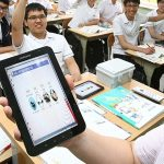 South Korean school textbooks will be all digital by 2015