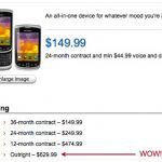 MTS releases the BlackBerry Torch 9810 for a whopping $624.99 no-term