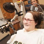 Brain implant allows paralysed woman to control a robot with her thoughts