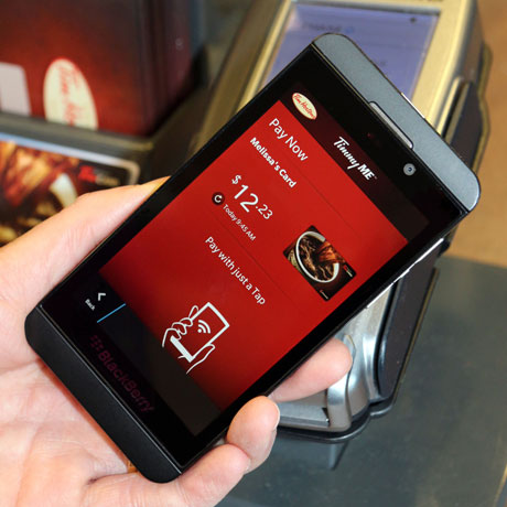 Tim Hortons Timmyme App Technology