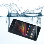 Sony introduces waterproof smartphone Xperia ZR