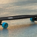 Tesla's New Electric Skateboard is controlled by an App