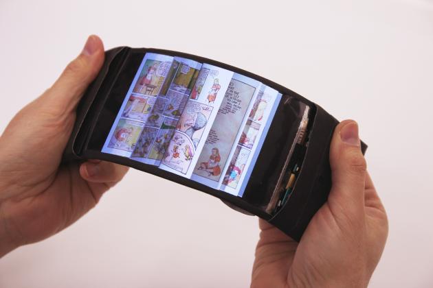 Reflex Flip Smartphone