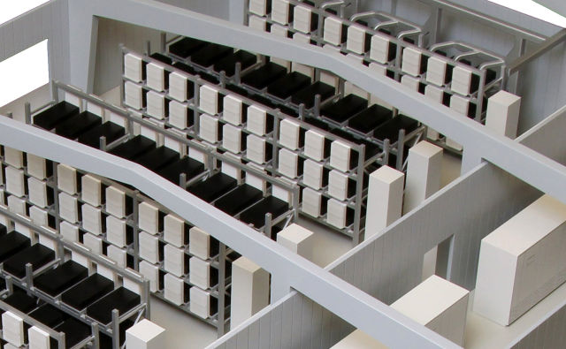 EV Used Battery for Stationary Storage