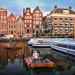 'Roboats' Will Revolutionise Water And Transport Technology In Amsterdam In The Near Future