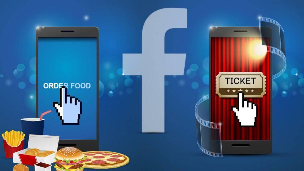 Facebook Ordering App