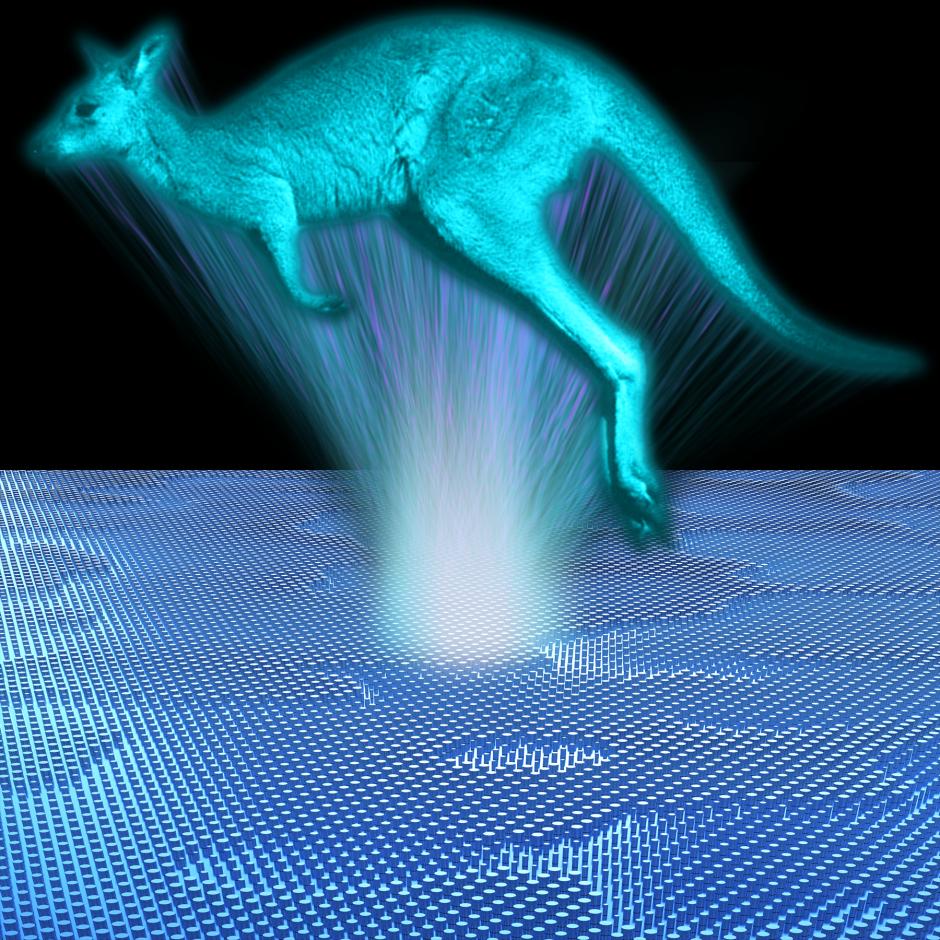 3d Hologram Device