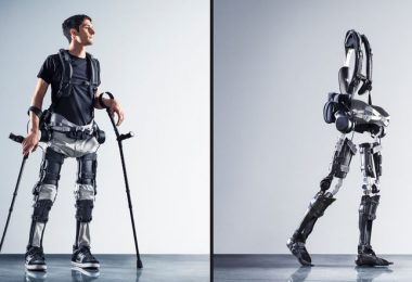 Exoskeleton Suit