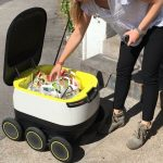 Delivery Robots Will Be Introduced To The Streets Of Virginia This Summer