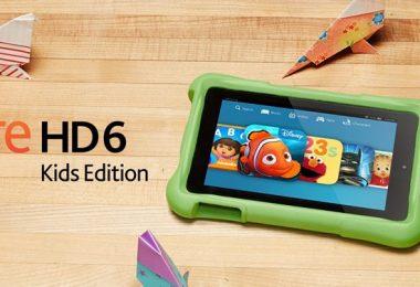 Kindle Fire Kids Edition