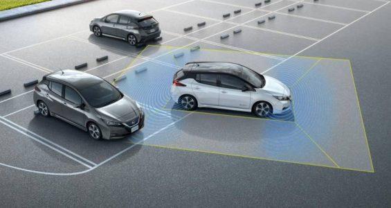 Nissan Leaf Propilot Technology